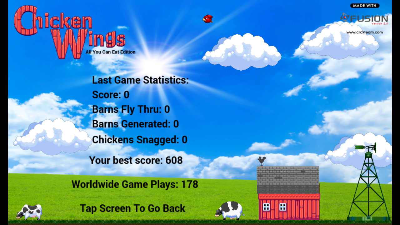 Chicken Wings: All you can eat- screenshot