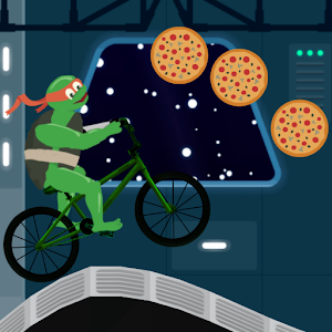 Turtle On BMX for PC and MAC