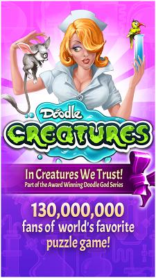 Doodle Creatures - screenshot