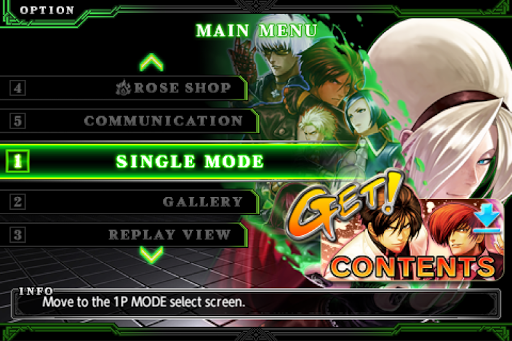 THE KING OF FIGHTERS-A 2012(F) 1.0.5 Cheat screenshots 1