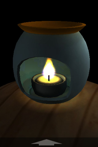 3D Candle - screenshot