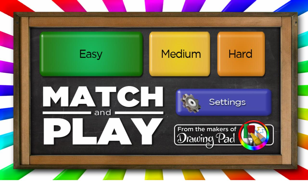 Match and Play- screenshot