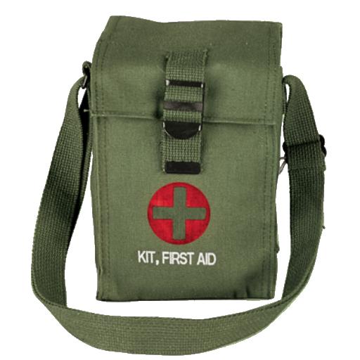 Army / Multi-Service First Aid LOGO-APP點子