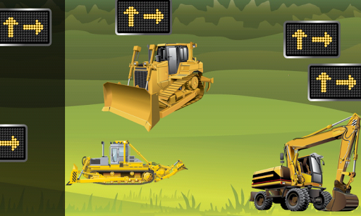 Digger Puzzles for Toddlers  screenshots 6