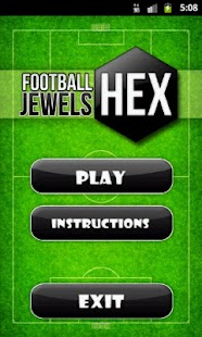 Football HEX Jewels- screenshot thumbnail