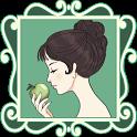 피부애 : 미세먼지, UV(자외선)정보, 피부관리 icon