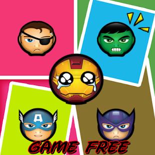 Avengers Hero Game