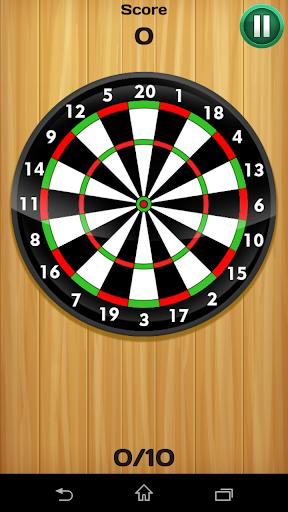 Darts Shooting