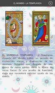 LeMat Tarot de Marsella - screenshot thumbnail
