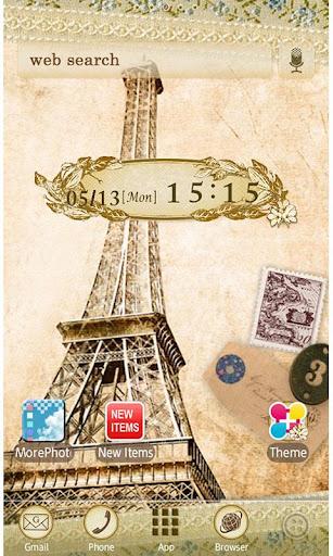 Paris wallpaper Eiffel Tower 2.0.2 Windows u7528 1