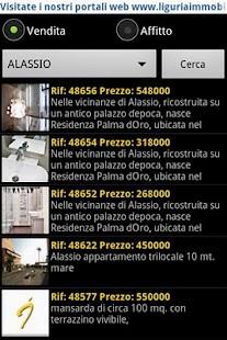 Liguriaimmobiliare- screenshot thumbnail