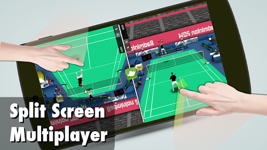 Badminton 3D- screenshot thumbnail