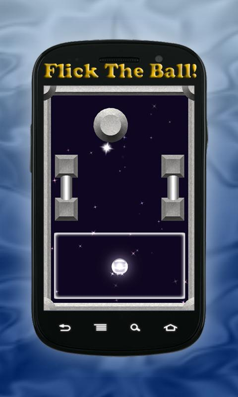 ShatterBall Lite - screenshot