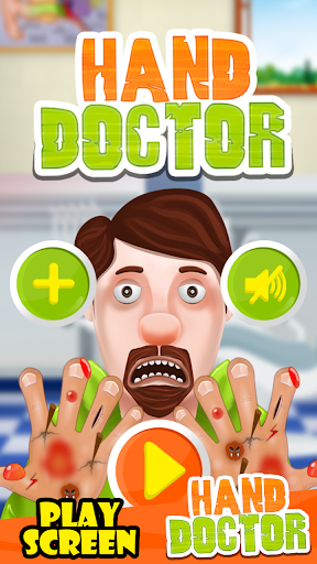 手医生 - 儿童趣味游戏