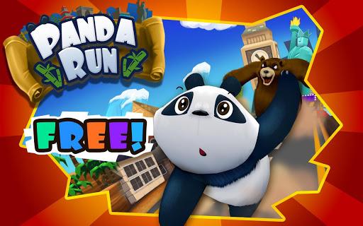 小熊貓大逃亡