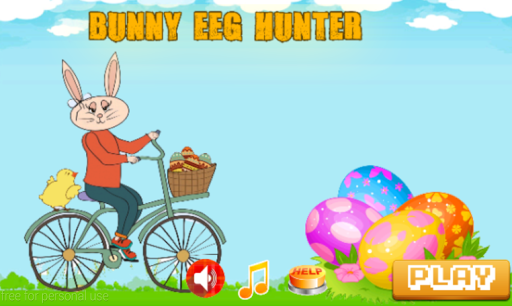 Bunny Egg Hunter