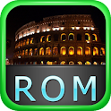 Rome Offline Map Travel Guide icon