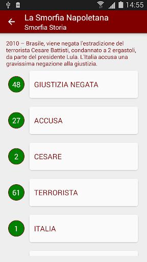 Smorfia Napoletana con Annunci con  Annunci 3.2.3 screenshots 6