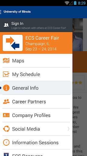 Illinois ECS Career Fair