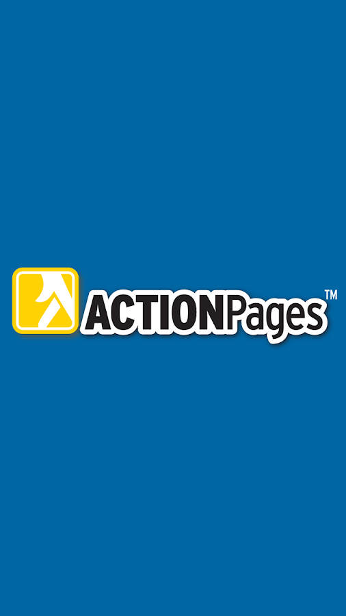 Action Pages- screenshot