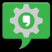 Hangouts Reader for Tasker
