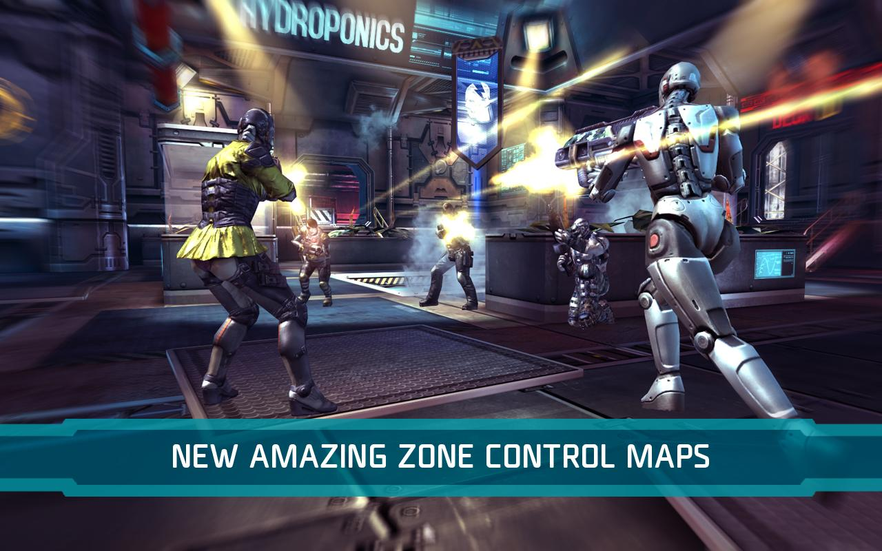 SHADOWGUN: DeadZone screenshot #14