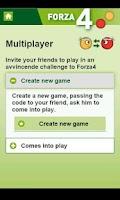 Screenshot of Xilium Connect 4 Multiplayer