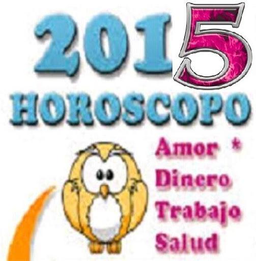 Horoscopo 2015 en español