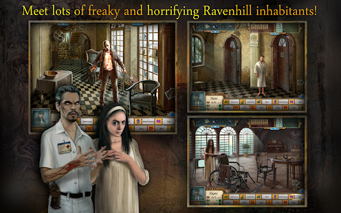 Ravenhill Asylum: HOG- screenshot thumbnail