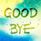 Good Bye Atom theme