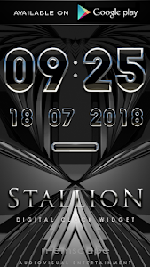 Poweramp skin Stallion v2.02