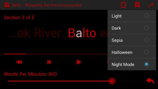 玩免費生產應用APP|下載Balto Speed Reading Free app不用錢|硬是要APP
