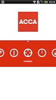 Screenshot of ACCA Student Planner