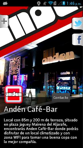 Andén Café-Bar