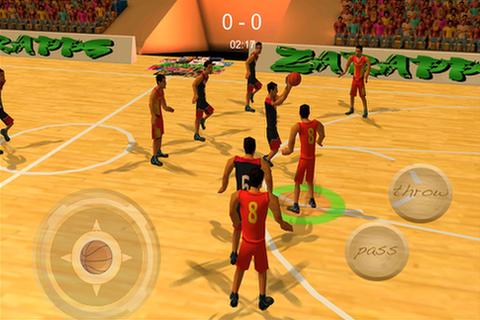 バスケットボール世界2014