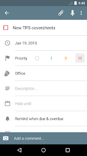 Tasks: Astrid To-Do List Clone - screenshot thumbnail