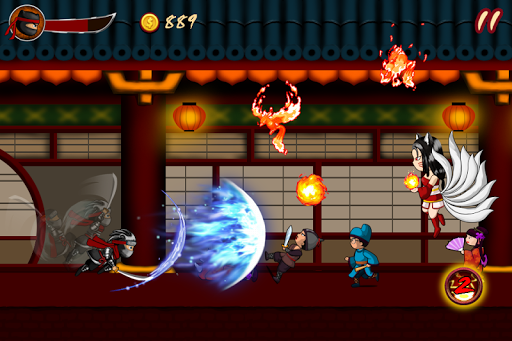 Ninja Hero - The Super Battle 2.6 6
