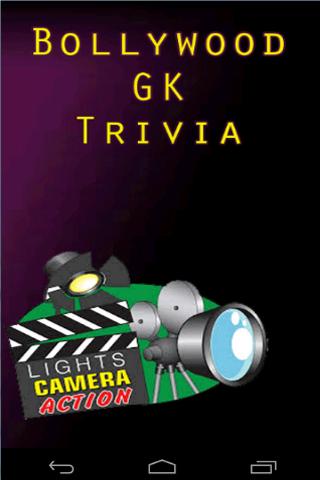 Bollywood Gk Trivia