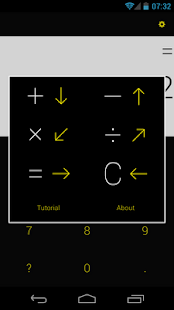 makina - Simple Calculator - screenshot thumbnail