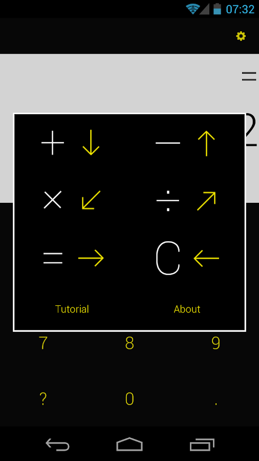 makina - Simple Calculator - screenshot