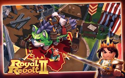 Royal Revolt 2 Screenshot 30