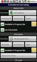 Screenshot of Mini Info Classic Pro Key