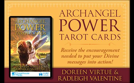 玩生活App|Archangel Power Tarot Cards免費|APP試玩