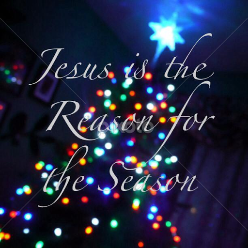 with all the busy schedules and holiday stress remember that jesus is the reason for