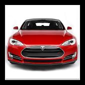 Info aplikace pro Tesla fans