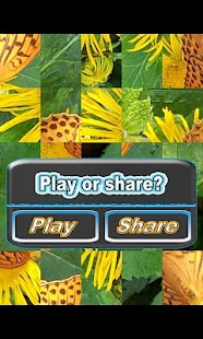 Share photo puzzle - screenshot thumbnail