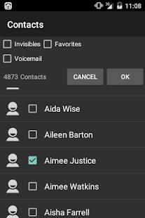 Easy call blocker - screenshot thumbnail