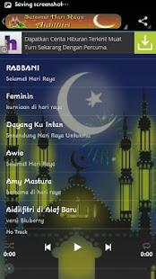 Aidilfitri Alaf Baru-MP3 Raya- screenshot thumbnail