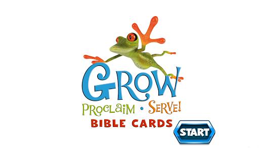 Grow Proclaim Serve