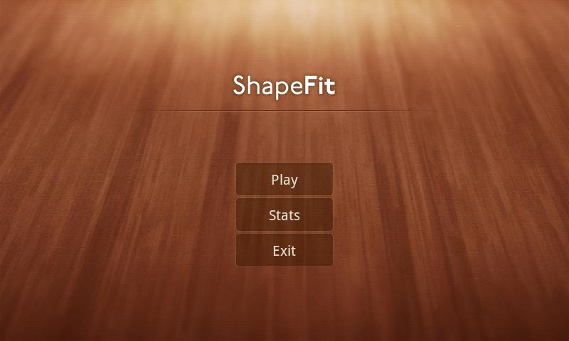 ShapeFit- screenshot
